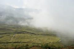 Zone agricole Photographie stock libre de droits