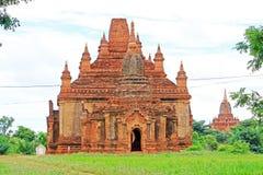 Zone archéologique de Bagan, Myanmar Image stock