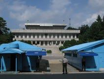 Zone démilitarisée Corée de Panmunjeom Photo stock