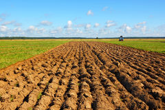 Zone d'agriculteur Photographie stock libre de droits
