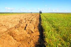 Zone d'agriculteur Images libres de droits