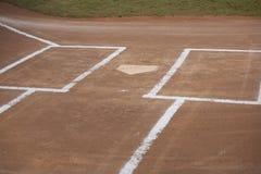 Zone de base-ball photographie stock