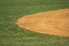 Zone de base-ball Photographie stock libre de droits
