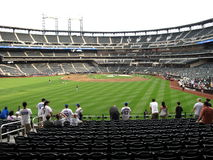 Zone de Citi - New York Mets Image stock