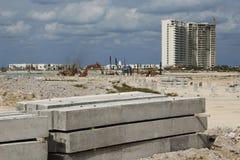 Zone de construction Image libre de droits