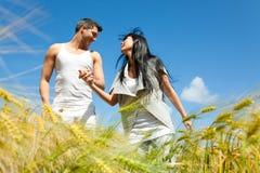 Zone de couples Photo libre de droits