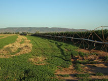 Zone de ferme Photos libres de droits