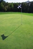Zone de golf Photo libre de droits