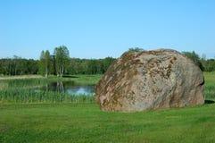 Zone de golf Photos libres de droits