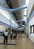 Zone de porte d'aéroport Images libres de droits