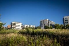 Zone de résidence en Sant Cugat del Valles à Barcelone Photographie stock libre de droits