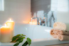 Zone de relaxation image stock