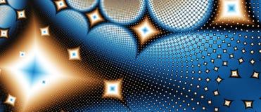 Zone des étoiles   illustration de vecteur