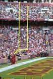 Zones d'en-but de Peaux Rouges : NFL - Football américain Photos libres de droits