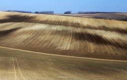 Zones de Moravian Photos libres de droits