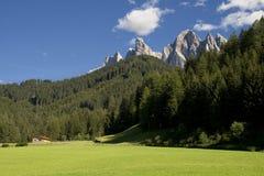 Zones du Tirol du sud Image stock