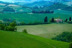 Zones italiennes Photo libre de droits