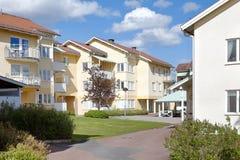 Zones résidentielles Image libre de droits