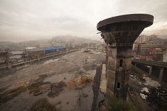 Zonguldak cÄ°ty στην Τουρκία Στοκ φωτογραφίες με δικαίωμα ελεύθερης χρήσης