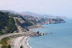 Zonguldak City Royalty Free Stock Image