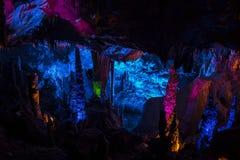 zonguldak för grottagokgolkalkon arkivbilder