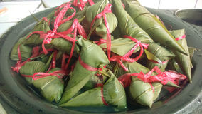 Zongzi Stockfotos