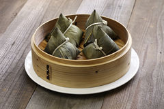 Zongzi, chinese rice dumpling. Dragon boat festival food Stock Photography