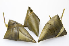 Zongzi Royalty Free Stock Photography