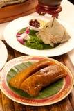 Zongzi (Rice Dumplings) Stock Photos