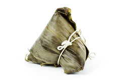 Zongzi or sticky rice dumpling Stock Photography