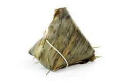 Zongzi or sticky rice dumpling Royalty Free Stock Photography