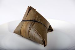 Zongzi. Traditional Chinese food Royalty Free Stock Photo