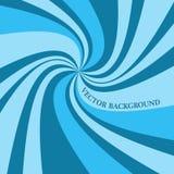 Zonlicht abstracte achtergrond De blauwe achtergrond van de kleurenuitbarsting Vector illustratie stock illustratie
