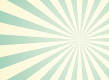 Zonlicht wijd retro langzaam verdwenen achtergrond Bleek - de groene en beige achtergrond van de kleurenuitbarsting vector illustratie