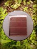 Zonne batterij Stock Afbeelding