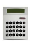 Zonne Calculator Royalty-vrije Stock Afbeeldingen