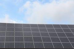 Zonne-energie Stock Afbeelding