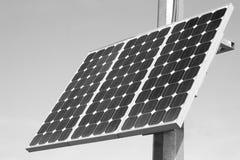 Zonne-energiepaneel Stock Afbeeldingen