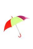 Zonne paraplu royalty-vrije stock foto