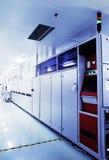 Zonne siliciumfabriek Royalty-vrije Stock Afbeeldingen