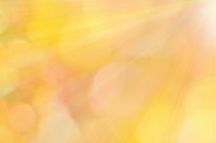 Zonne stralend als achtergrond Stock Afbeeldingen