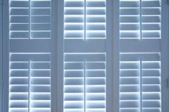 Zonneblinden stock foto's