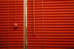Zonneblinden Stock Foto