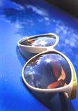 Zonnebril Royalty-vrije Stock Fotografie