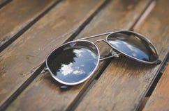 zonnebril Royalty-vrije Stock Afbeelding