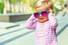 zonnebril Stock Foto