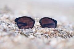 zonnebril Royalty-vrije Stock Foto