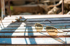 zonnebril Stock Afbeeldingen