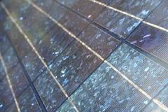 Zonnepaneel stock foto's