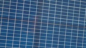 Zonnepaneelsatelliet stock video